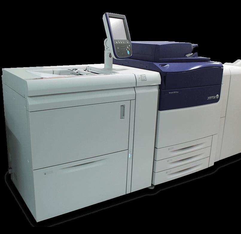 máquina Xerox impremta